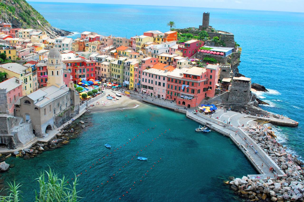 Cinque terre que voir - Office du tourisme la spezia ...